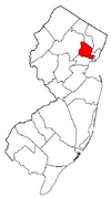 County of essex in North Jersey