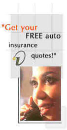 Automotive insurance NJ Quotes determination page.