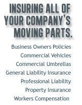 We offer expert help with high risk industrial insurance coverage in several states.